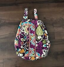 f03137acfb item 2 Vera Bradley Crazy Plum Backpack NEW WITH TAGS -Vera Bradley Crazy  Plum Backpack NEW WITH TAGS