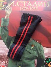 Kings giocattolo russo sovietico Joseph Stalin Pantaloni Blu Loose SCALA 1/6th