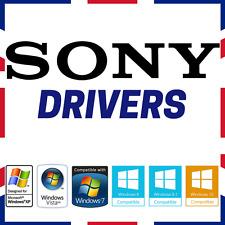 SONY VAIO Windows PC Laptop DRIVERS Recovery/Restore/Repair/Fix XP/Vista/7/8/10