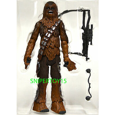 """Loose Chewbacca Ceremony #11 Star Wars 3 3/4"""" The Black Series 2015"""