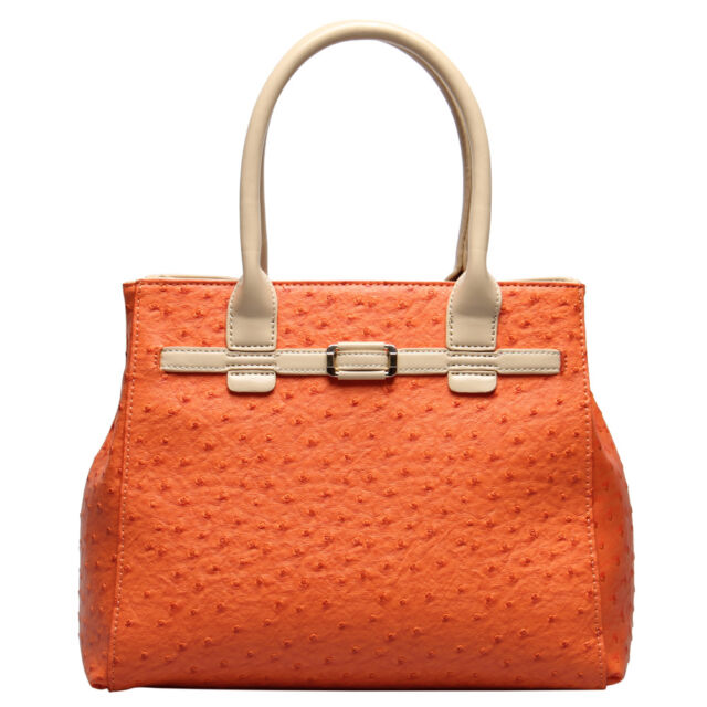 New Classic Women Handbag Shoulder Bag Gift Lady Office Tote Embossed Purse Bags