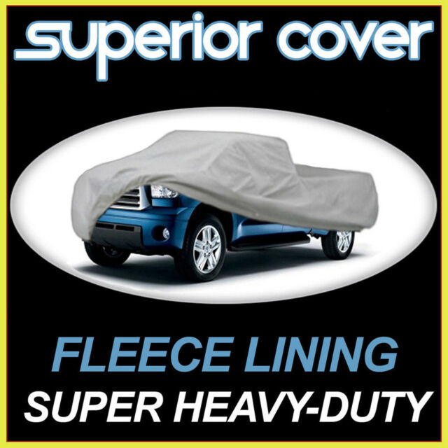 Truck Car Cover Chevrolet Chevy Silverado 1500 Crew Cab 2011