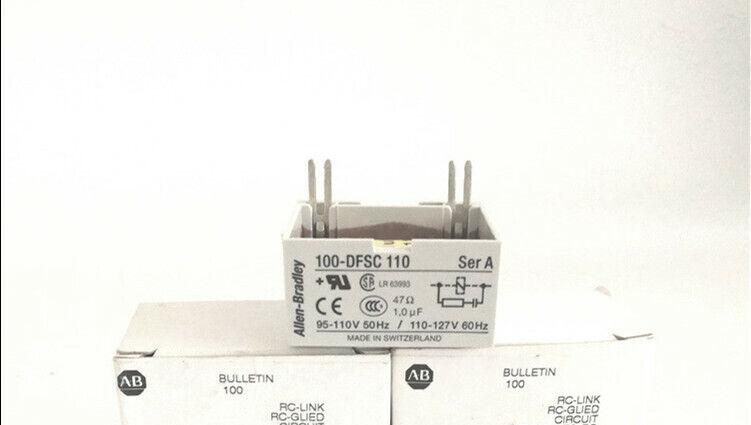 1pcs new AB 100-DFSC110 predector