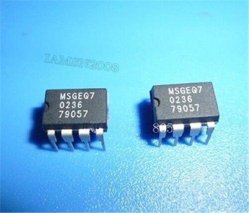 5Pcs MSGEQ7 7-Band-Grafik-Equalizer-Msi-Chip eo