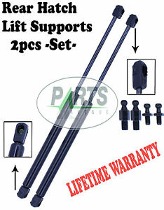 2 Lift Support Cargo Cover Tonneau Struts Prop Rod Corvette Convertible 98-04