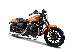 Iron Harley Davidson Model