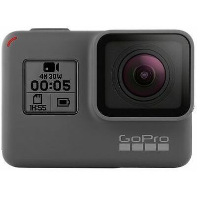 Refurbished GoPro Hero 5 12 MP, 4K Action Camera Black Color