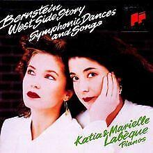 West Side Story (für 2 Klaviere) von Katia & Marielle... | CD | Zustand sehr gut