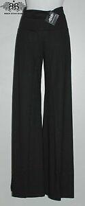 RSB-Rock-Star-Baby-Women-Pants-Palazo-Pants-Black-weit-Size-M-NEW-05-15-B32