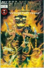 Blood & Roses: future past tense # 1 (USA, 1993)