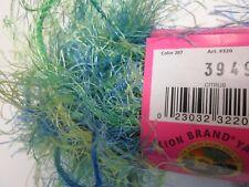 Lion Brand Fun Fur eyelash~35 color choices~40 to 50 gram each~BOGO SALE