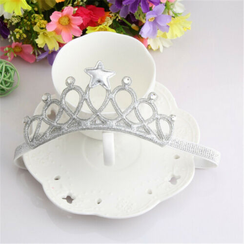 Lovely Kids Baby Girl Toddler Crown Hair Band Headwear Headband Accessories
