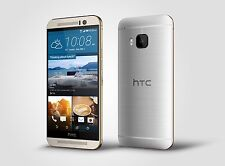 HTC One M9 (Latest Model) - 32GB - Gold on Silver (T-Mobile) 7/10
