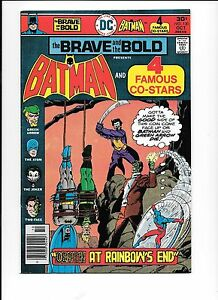 The-Brave-And-The-Bold-130-October-1976-Batman-The-Joker-Green-Arrow