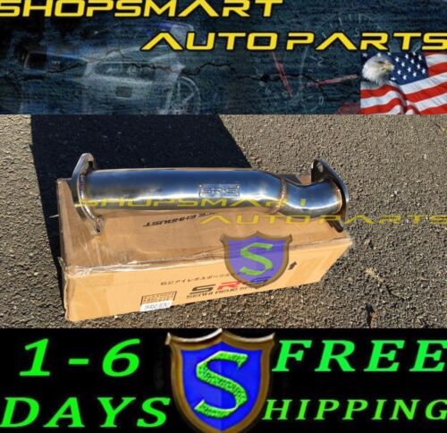 SRS EXHAUST FRONT DOWNPIPE DOWN PIPE FOR MITSUBISHI EVOLUTION X EVO 10 08-2016