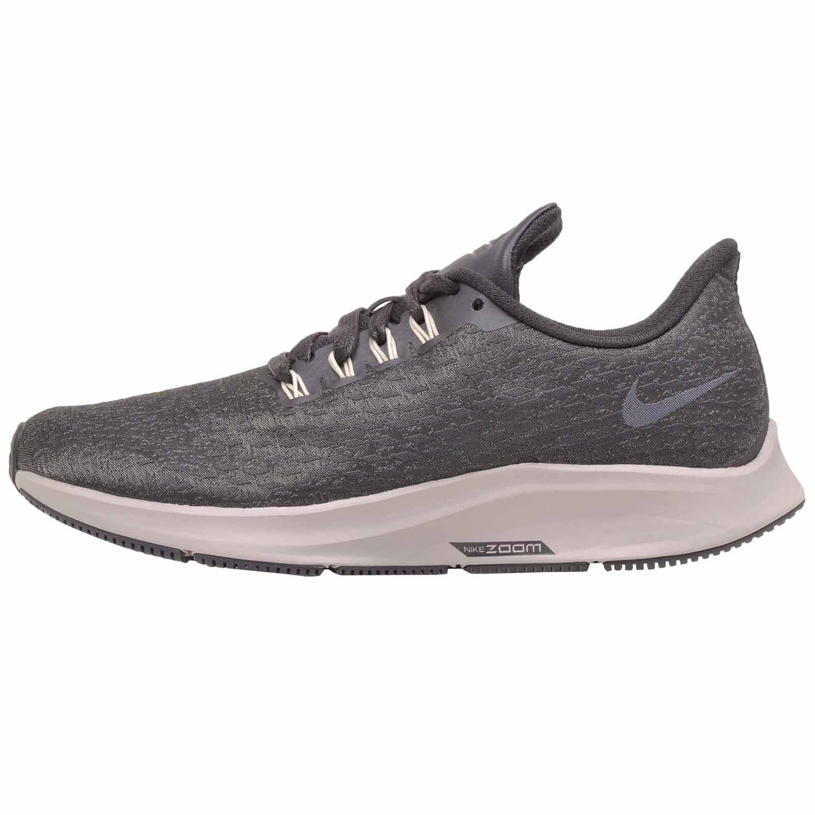 Nike W Air Zoom Pegasus 35 PRM Running Donna Shoes Oil Grey AH8392-001