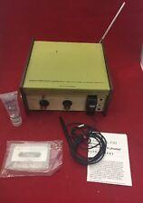 Medasonics D8 Versatone Ultrasonics Unit Withinstructions Doppler Probe Unit 2