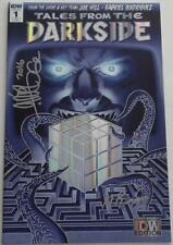 Gabriel Rodriguez SIGNED SDCC 2016 Exclusive TALES FROM THE DARKSIDE  (Joe Hill)