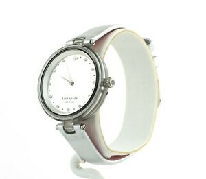 Kate-Spade-New-York-Women-039-s-Holland-Leather-Watch-KSW1516-New