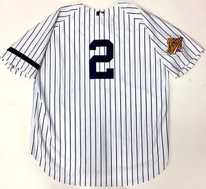 pretty nice 490d5 3b754 DEREK JETER 1996 WORLD SERIES NEW YORK YANKEES RUSSELL ...