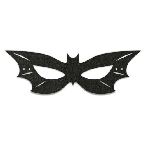 Halloween Party Masquerade Ball Prom Half Face Mask Kids Adults Bat Accessory
