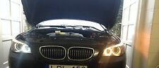 ►2X ANGEL EYES Standlicht POWER LED BMW 5er E60LCI,E60 Limousine LCI FACELIFT