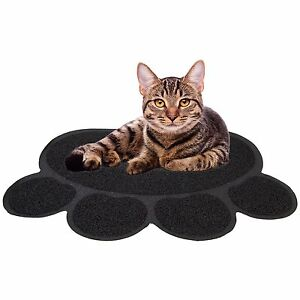 CAT-MAT-PAW-PRINT-KITTY-SCRATCH-MAT-NEW-15-X-12-034-COLORS-FREE-USA-SHIP-LITTER-MAT