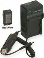 Charger For Panasonic Sdr-s26 Sdr-s26a Sdr-s26k Sdrsw21g Sdrsw21s Dmc-fs20eb-s