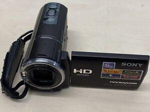 SONY-HDR-CX360-HD-NTSC-Camescope-Camera-Video-avec-32-Go-memoire-interne-slot-SD