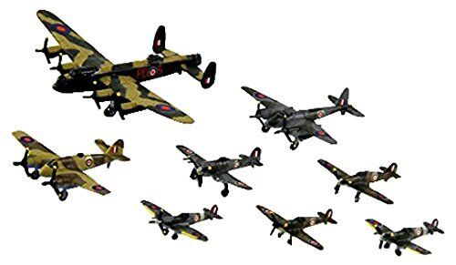 PIT-ROAD 1 700 SCALE SKYWAVE S-32 WWII ROYAL AIR FORCE WINGS SET 1 FROM JAPAN