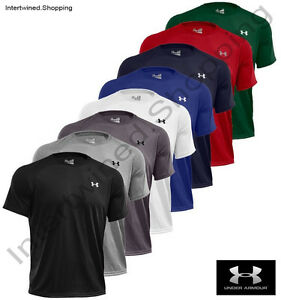 Under-Armour-1228539-UA-Men-039-s-Tech-Short-Sleeve-T-Shirt-Tee-ALL-COLORS-SIZES