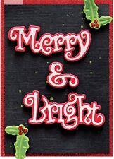 SPELLBINDERS HOLLY TWIGS /& LEAVES CUTTING DIE SET HOLIDAY CHRISTMAS S2-056 NEW