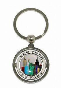 New-York-Estatua-de-la-Libertad-Liberty-Skyline-Llavero-8-CM