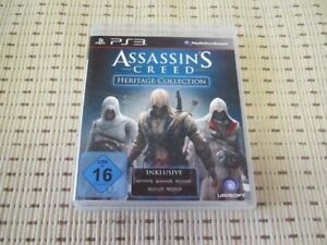 Assassin-s-Creed-Heritage-Collection-fuer-Playstation-3-PS3-PS-3-OVP