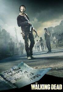 The Walking Dead Daryl Dixon Adv Repro POSTER