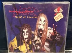 Insane Clown Posse - Halls of Illusions CD ICP psychopathic records twiztid psy