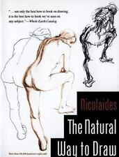 The Natural Way to Draw : A Working Plan for Art Study by Kimon Nicolaides (1990