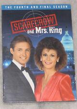 Scarecrow und Mrs. King - Saison 4 Vier - DVD Box-Set - NEUE & VERSIEGELTEN