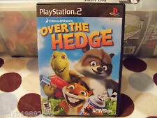 Over the Hedge (Sony PlayStation 2, 2006)