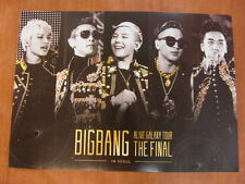 BIGBANG - 2013 Alive Galaxy Tour Live [OFFICIAL] POSTER K-POP *NEW*