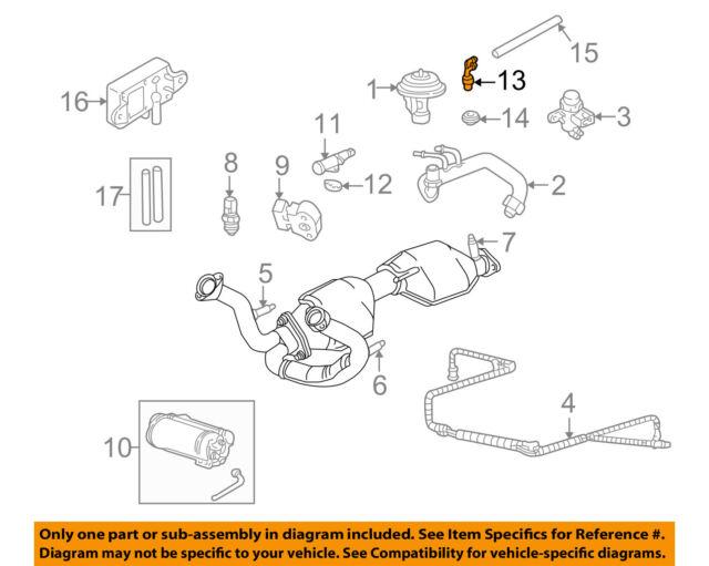 s l640 mazda 1f6113890 genuine oem pcv valve ebay