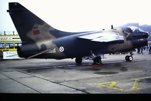 4-477-2-A-7P-Corsair-Portuguese-Air-Force-5511-Kodachrome-SLIDE