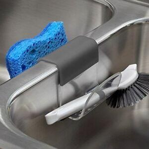 Holed-Kitchen-Sink-Divider-Holder-For-Scrub-Brushes-amp-Sponge-Prevent-Mold-amp-Mildew