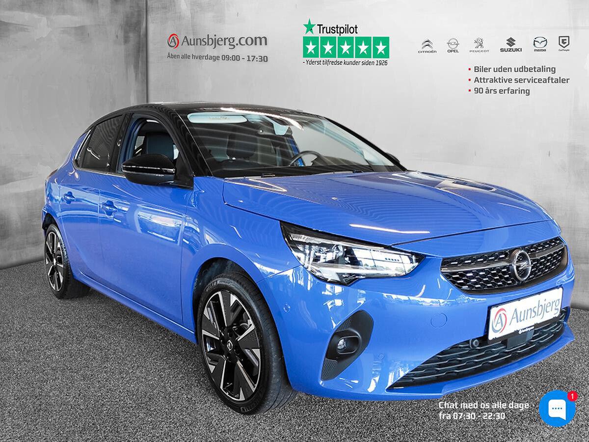 Opel Corsa-e  Elegance 5d - 214.900 kr.