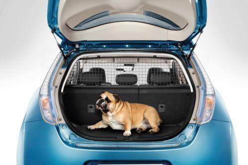 KE9643N000 genuine Nissan Leaf Animal// Dog Guard//Partition Car Boot//Trunk