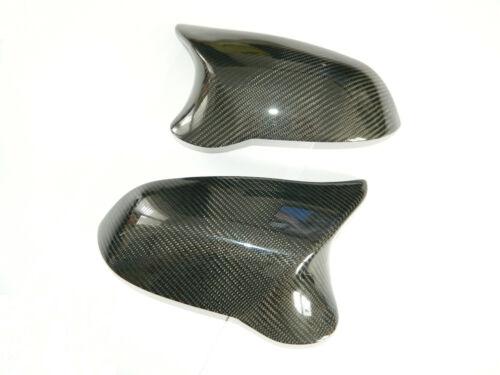 Spiegelkappen Carbon Spiegel Cover Mirror Replacements passt für BMW F30 F20 M2