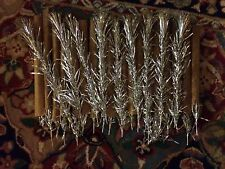 Vintage Silver Aluminum Christmas Tree Branches ONLY 27 pcs.