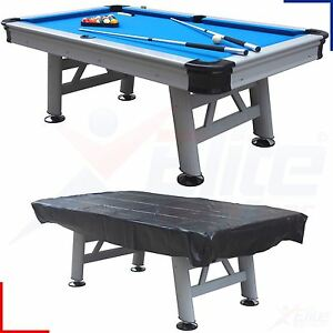 Details About 7ft Astral Outdoor All Weather Professional American Pool Table With Cover