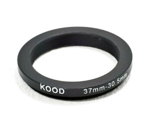Kood Stepping Ring 37 Mm - 30.5 Mm Step Down Ring 37-30.5mm 37 Mm To 30.5 Mm Ring-afficher Le Titre D'origine