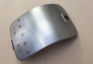 LAMBRETTA TOOLBOX DOOR PRESSED BARE METAL SERIES 1 /& 2 QUALITY